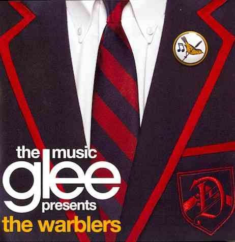 GLEE:MUSIC PRESENTS THE WARBLERS BY GLEE CAST (CD)